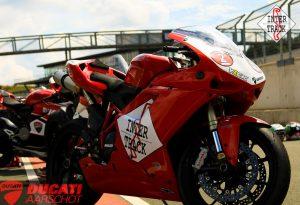 Motorrad- Inter-Track -Trackday