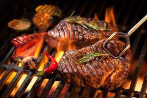 Winter BBQ || TURN ONE