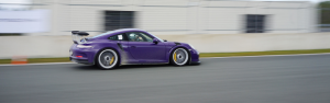 PKW- Porsche Club Danmark -Freies Fahrtraining
