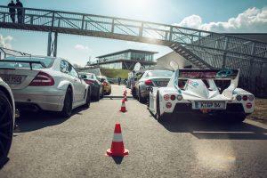PKW || Racetrack Training zum Testen