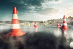 Dynamisches Fahrtraining