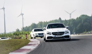 PKW ll Sports Race Track Training ll Mercedes-Benz Driving Events