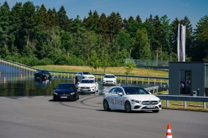 PKW ll Basic Training ll Mercedes-Benz Driving Events
