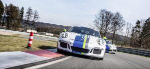 PKW- GT3 Fahrertraining -Freies Fahren