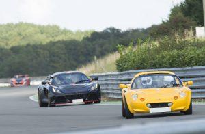 PKW ll Lotus on Track ll Freies Fahrtraining