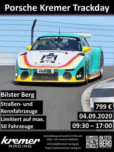 PKW ll Kremer RACING ll Trackday